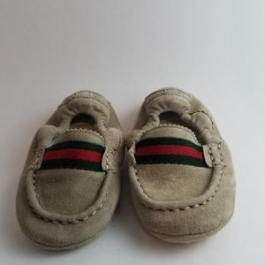 a4b7479397f Gucci Shoes - Gucci Baby Dandy Driving Shoes